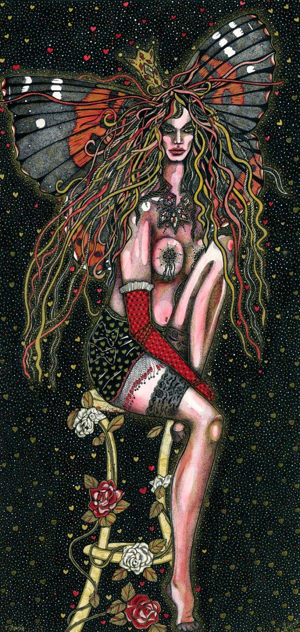 Titania Sheelagh Peace Illustrator